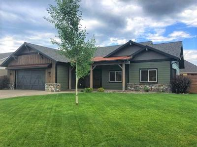 Kalispell Single Family Home For Sale: 134 Ruppel Way
