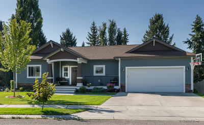 Kalispell Single Family Home For Sale: 120 Parkridge Drive