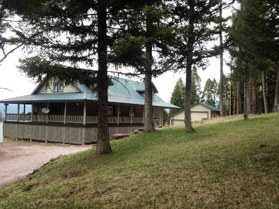 Seeley Lake Single Family Home For Sale: 359 Summit Drive
