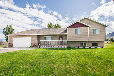 Helena Single Family Home Under Contract with Bump Claus: 7354 Layla Loop