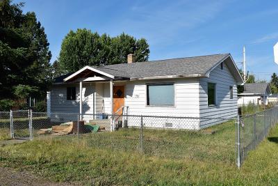 Ronan Single Family Home For Sale: 103 4th Avenue South East