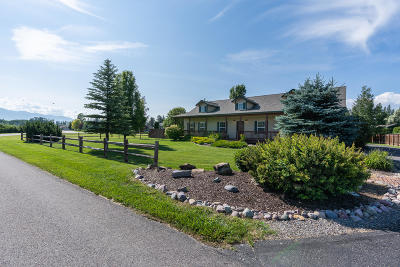 Kalispell Single Family Home For Sale: 112 Sweetgrass Road