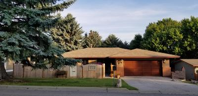 Missoula Single Family Home For Sale: 717 Parkview Way