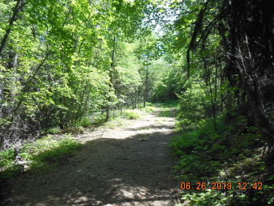 Lincoln County Residential Lots & Land Under Contract Taking Back-Up : Nhn Butcher Creek Road