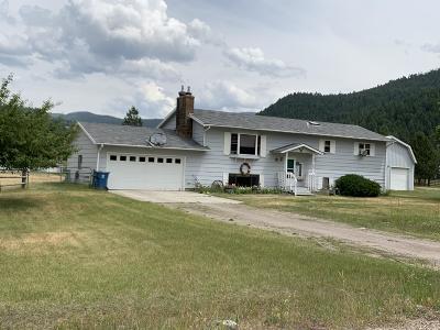 Missoula Single Family Home For Sale: 270 Horseshoe Lane