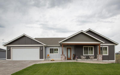Missoula Single Family Home For Sale: 7017 Guinevere Drive