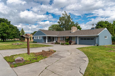Missoula Single Family Home For Sale: 660 Beverly Avenue