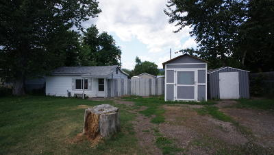 Missoula Single Family Home Under Contract Taking Back-Up : 711 Clements Road
