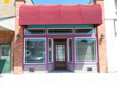 Ronan Commercial For Sale: 404 Main Street South West