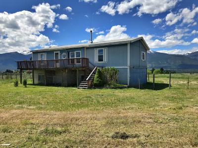 Stevensville Single Family Home For Sale: 475 McQuitty Lane