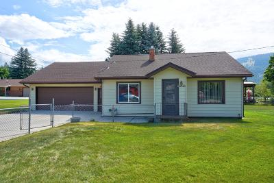 Missoula Single Family Home Under Contract Taking Back-Up : 2740 Duncan Drive