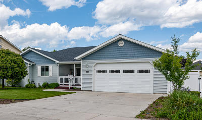 Kalispell Single Family Home For Sale: 109 River Glen Court