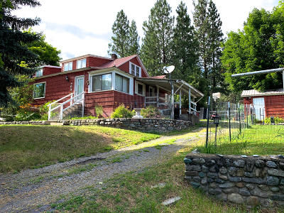Thompson Falls Single Family Home Under Contract Taking Back-Up : 409 Adams Street