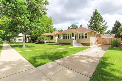 Great Falls Single Family Home Under Contract Taking Back-Up : 3112 2nd Avenue North