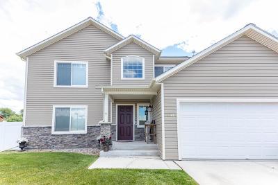 Missoula Single Family Home For Sale: 3801 Saxony Place
