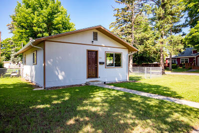 Kalispell Single Family Home For Sale: 1102 4th Avenue East