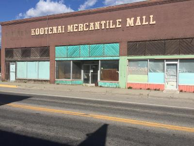 Lincoln County Commercial For Sale: 314 California Avenue
