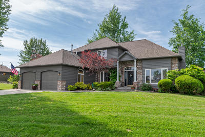 Missoula Single Family Home For Sale: 1480 Crest Haven Drive
