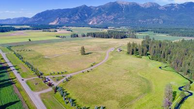 Kalispell Residential Lots & Land For Sale: Nhn Montana Hwy 206