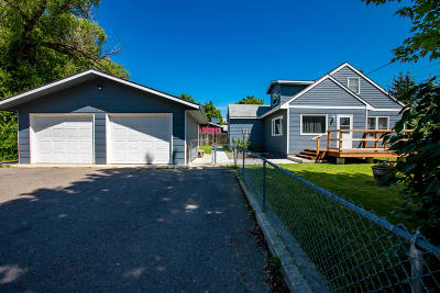 Kalispell Single Family Home For Sale: 411 East Evergreen Drive