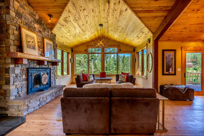 Flathead County Single Family Home For Sale: 685 Parker Lakes Road