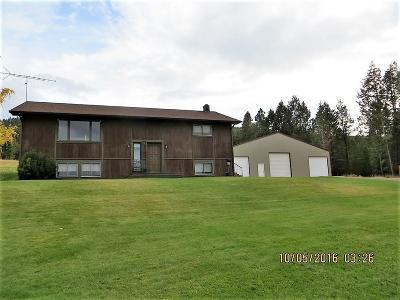 Eureka, Rexford Single Family Home For Sale: 4125 Black Lake Road