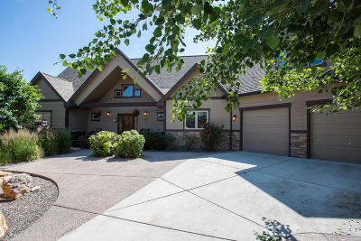 Missoula Single Family Home For Sale: 1601 Angelina Way