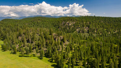 Whitefish Residential Lots & Land For Sale: Aspen Bluff