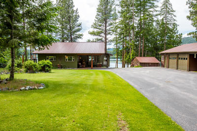 Flathead County Single Family Home For Sale: 1430 Rogers Lane
