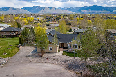 Missoula Single Family Home For Sale: 7140 Buckhorn Lane