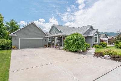 Missoula Single Family Home For Sale: 8705 Fescue Court