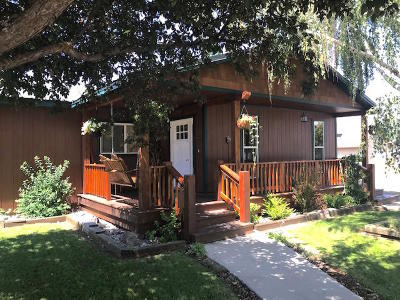 Darby Single Family Home For Sale: 107 Mill Street