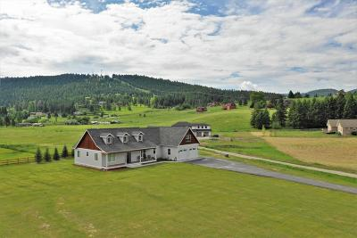 Kalispell Single Family Home For Sale: 25 Whalebone Court