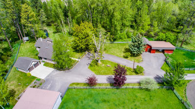 Flathead County Single Family Home For Sale: 114 Sweet Lane