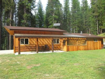 Lincoln County Single Family Home For Sale: 1013 Tamarack Lane