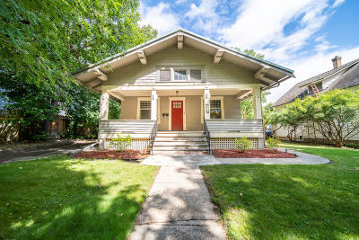 Kalispell Single Family Home For Sale: 621 4th Avenue East