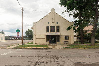 Kalispell Commercial Under Contract Taking Back-Up : 403 2nd Avenue West