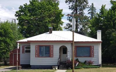Lincoln County Single Family Home For Sale: 811 California Avenue