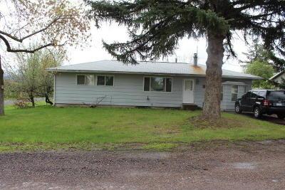 Ronan Single Family Home For Sale: 506 3rd Avenue South East