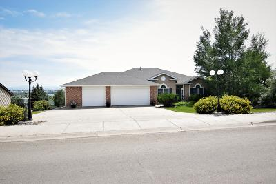 Great Falls Single Family Home For Sale: 120 Skyline Drive North West