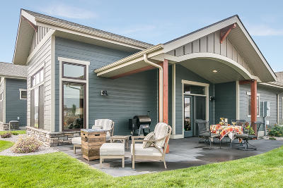 Missoula Single Family Home For Sale: 4045 B Valley View Court