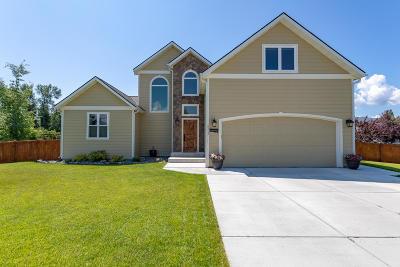 Missoula Single Family Home For Sale: 6513 East Kiki Court