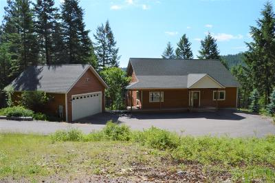 Whitefish, Olney Single Family Home For Sale: 845 Elk Ridge Road