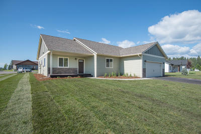 Flathead County Single Family Home For Sale: 735 Mill Camp Road