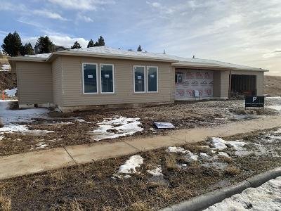 Missoula Single Family Home For Sale: 7020 Guinevere Drive