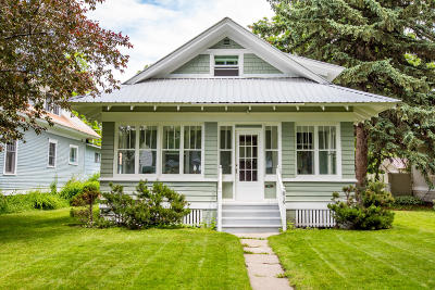 Kalispell Single Family Home For Sale: 819 2nd Avenue East