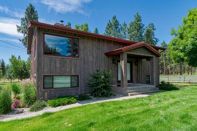 Stevensville Single Family Home For Sale: 277 North Kootenai Creek Road