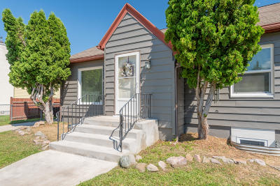 Missoula Single Family Home For Sale: 330 North Avenue East