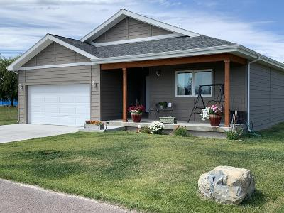 Kalispell Single Family Home For Sale: 602 Swan Mountain Village
