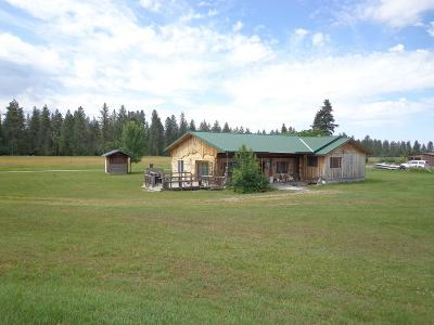 Polson MT Single Family Home For Sale: $225,000